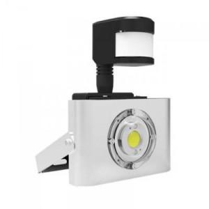 LED reflektor COB HQ s čočkou PIR 10W 850lm Neutrální